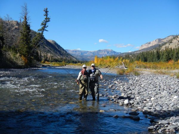 fly fishing in wyoming is healing for these martinez va veterans, Fly Fishing Bait