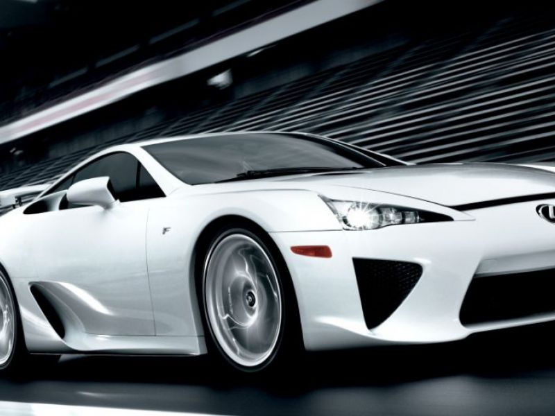 Lexus LFA Makes Appearance At Milwaukee Concours Du0027Elegance