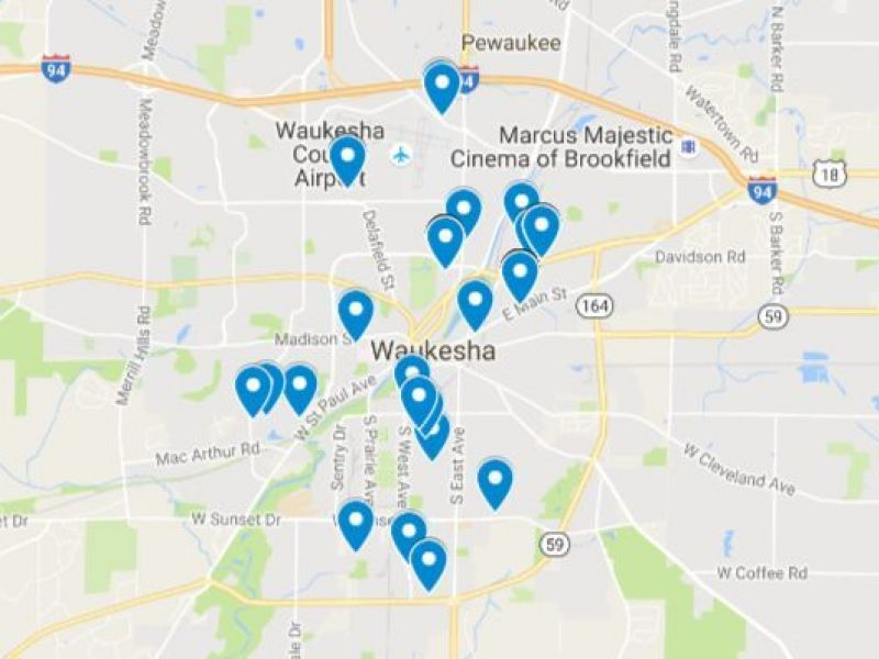 Wi sex offenders neighborhood map