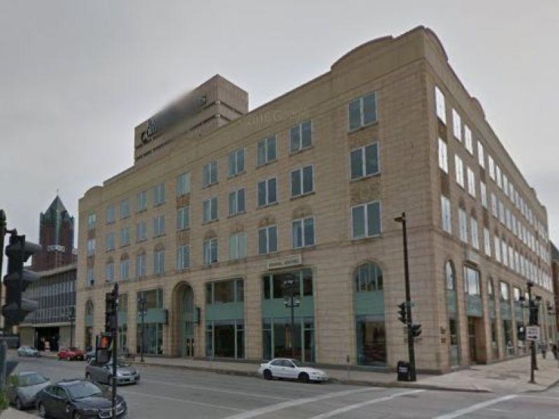 Fire Crews Respond to Milwaukee Journal Sentinel Building