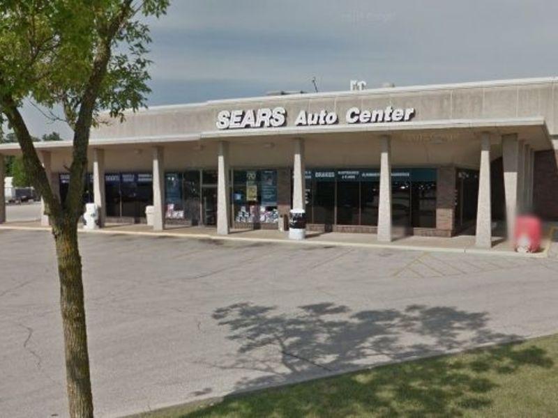 Sears Fashion Square Auto