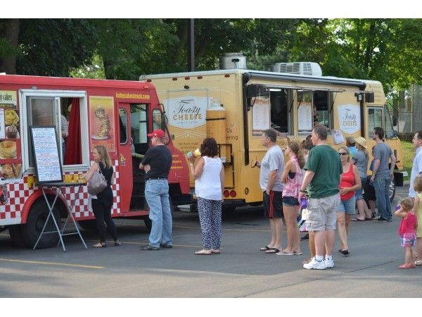 Waukesha Expo Center Food Truck