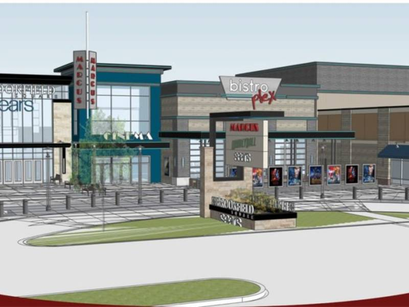 Brookfield Square To Get Bistroplex Cinema Whirlyball Restaurant