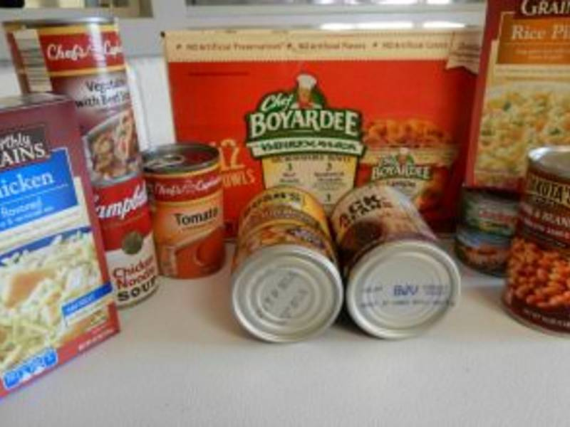 Waukesha Salvation Army Calls For Food Donations Waukesha WI Patch