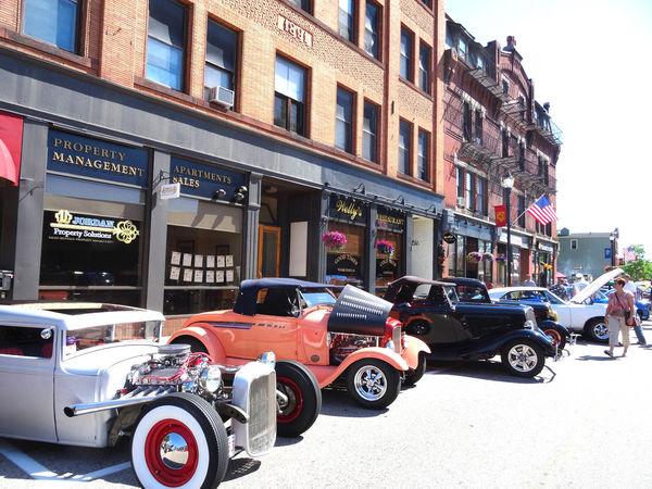 2017 marlborough main street car show is june 4 for Classic house of pizza marlborough ma