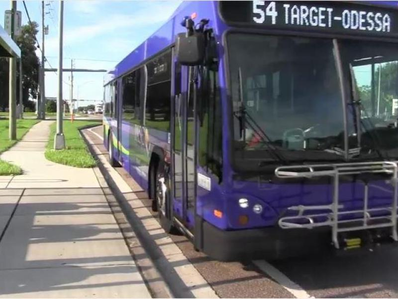 Pcpt Route 54 Starts With No Fares