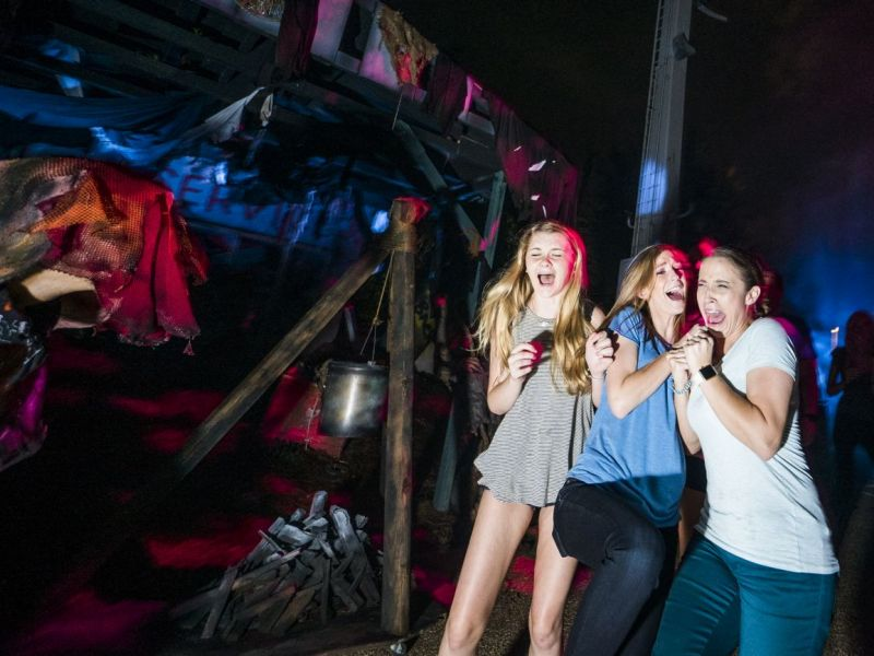 Howl o scream deals 2018