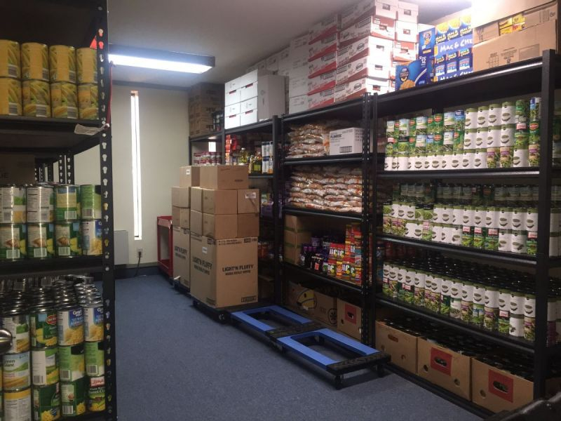 Community Food Pantry to Honor Donors During Ceremony