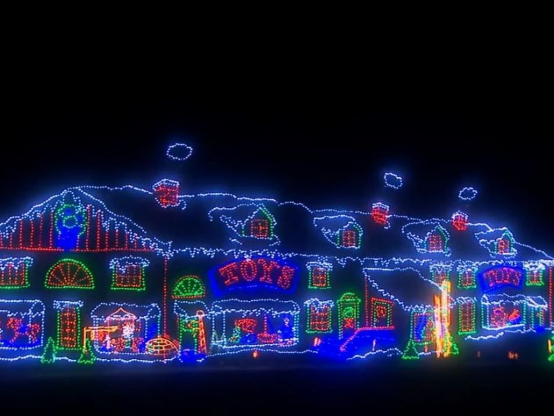 ICYMI Drive-Through Light Display Returns to Hillsborough County Fairgrounds  sc 1 st  Patch & ICYMI: Drive-Through Light Display Returns to Hillsborough County ... azcodes.com