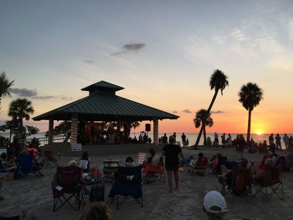 Sunset Beach Tarpon Springs Fl Concerts
