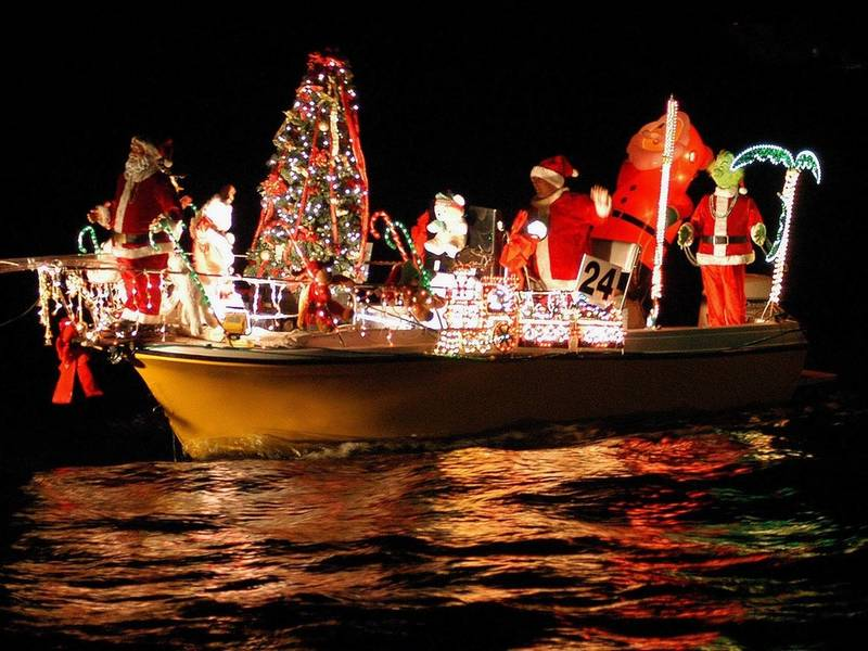 2 Boat Parades Canceled Because Of Weather | Clearwater, FL Patch