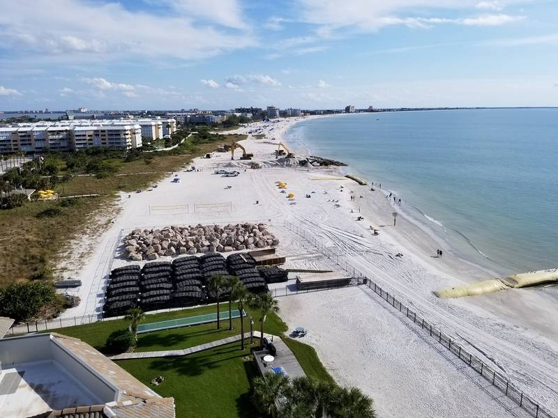 Update Upham Beach Project On Hold