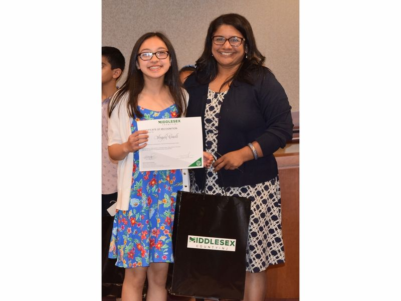 st ine of canterbury student wins first place in middlesex  st ine of canterbury student wins first place in middlesex county environmental essay contest