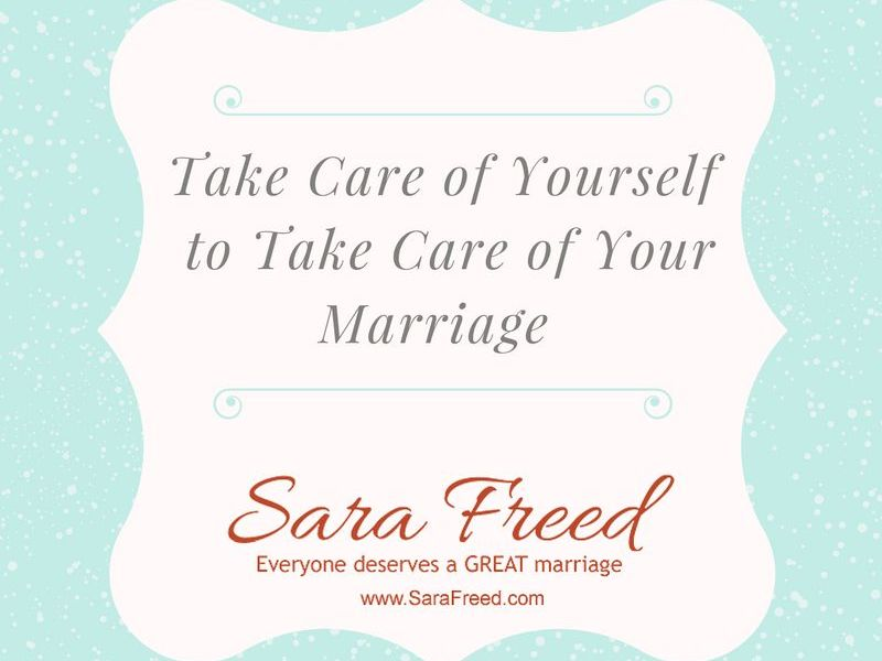 Taking care yourself good your relationship