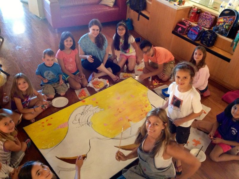 Arts Workshop Offers Many Enrichment Classes For Children