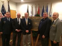 Civil Air Patrol Wartime Efforts Remembered at Air Force Association Ceremony