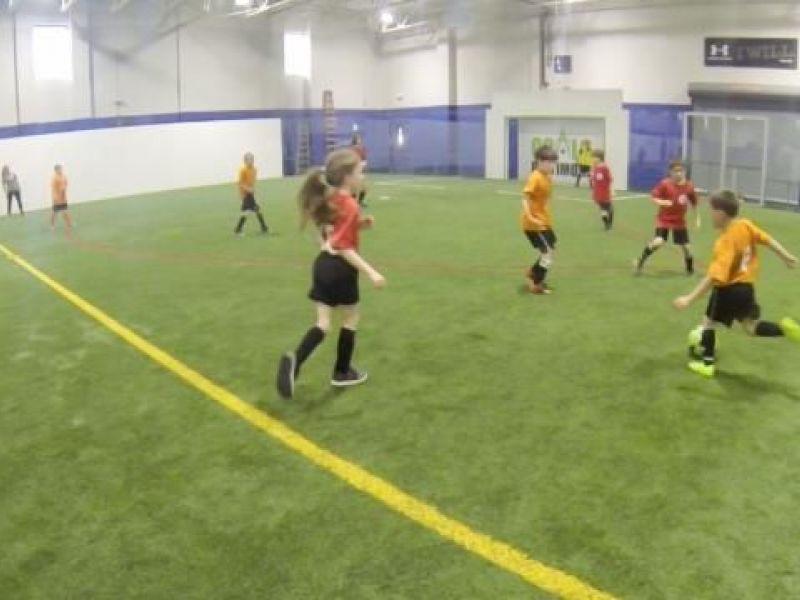 2017 Registration For Indoor Soccer Held At Goals Baltimore
