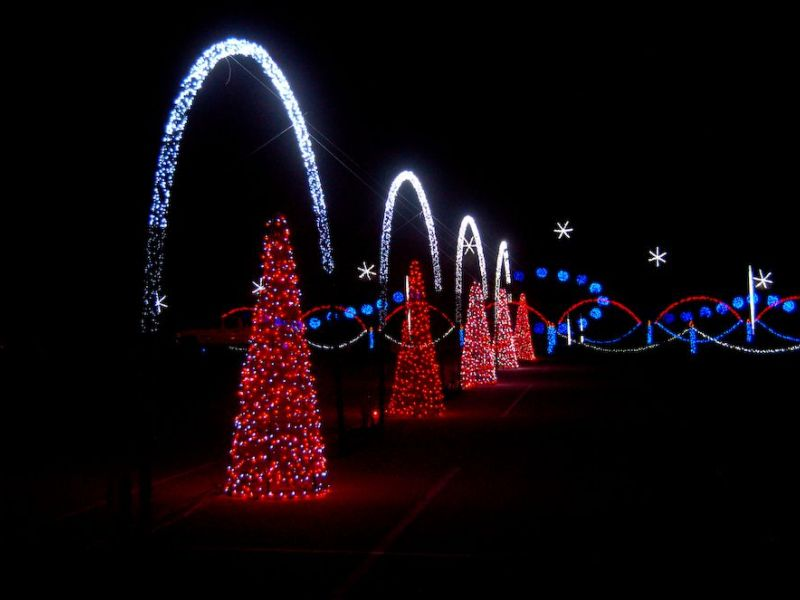 shadracks christmas wonderland comes back to big butler fairgrounds this holiday season