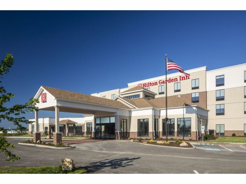 hilton garden inn pittsburgh airport now open robinson pa patch