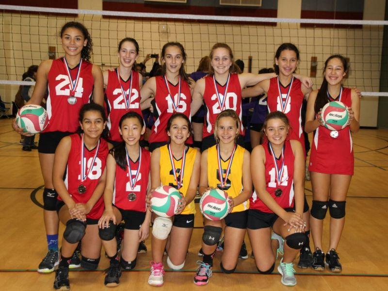 Vienna Volleyball Places Second In Nova League Tournament  Vienna, Va Patch-3188