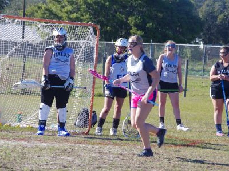 Durant High School Girls Lacrosse Starts 2017 Season With A Positive Focus Bradenton Fl Patch