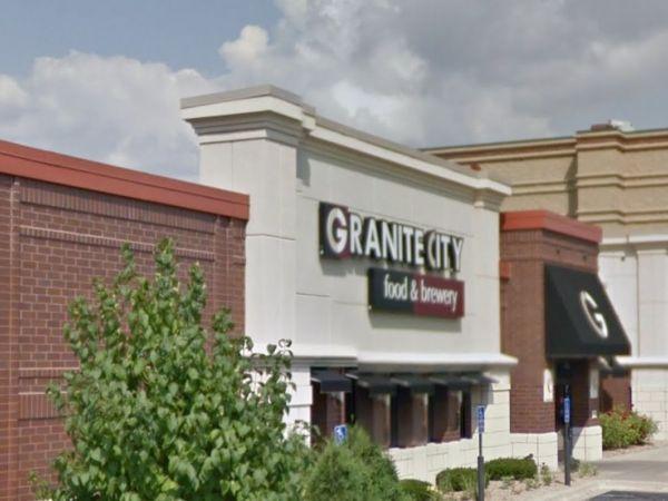 Granite City Restaurant St Louis
