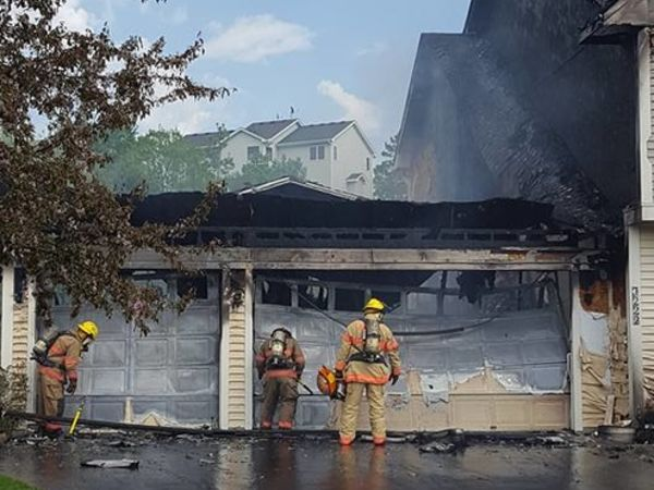 Woodbury Fire Crews Respond To House Fire On Mother S Day