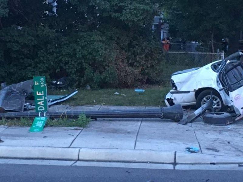 Car Accident Burnsville Mn