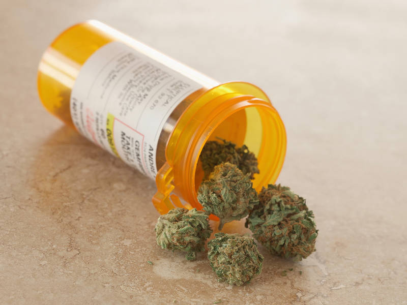 Minn. Medical Marijuana Program Is Eliminating Opioid Use: Study