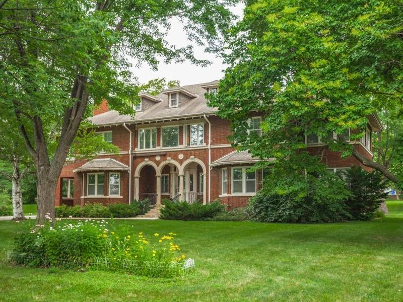 St. Paul Mansion Features 18 Bedrooms, 19 Bathrooms, Chapel | Patch