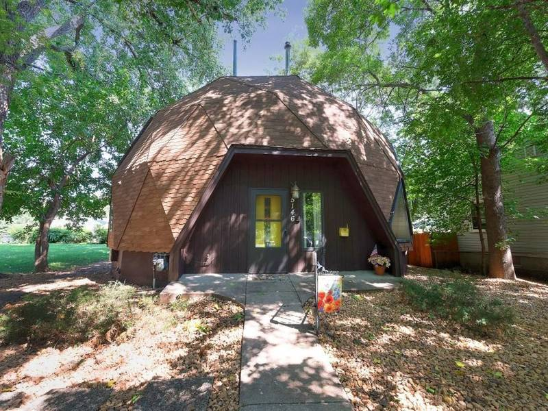 Geodesic Dome Home On Sale Now
