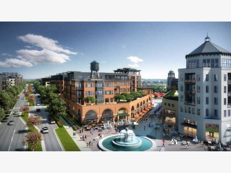 Inver Grove Ford >> Ex-Ford Site Redevelopment: Ryan Companies Unveil Plans ...