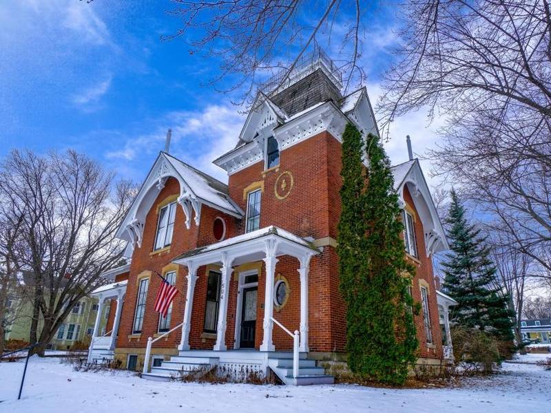 Beautiful 1864 Stillwater Home On Sale Now