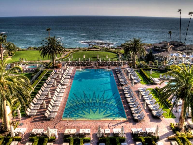 Laguna Beach S Montage Hotel Where Misty Copeland Said