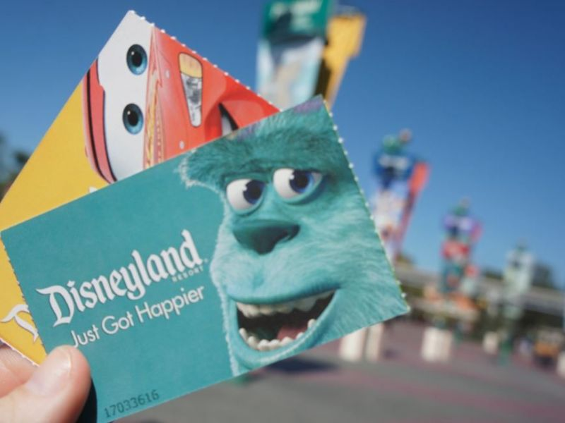 Southern California Residents: 3-Day Magic Morning Disney ...