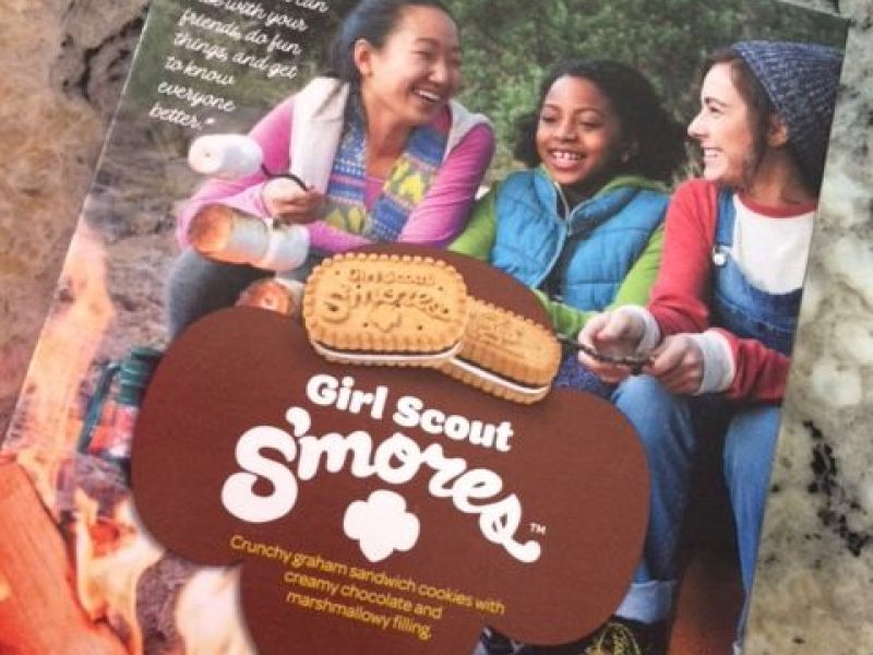 Scouts On A Creamy Mission