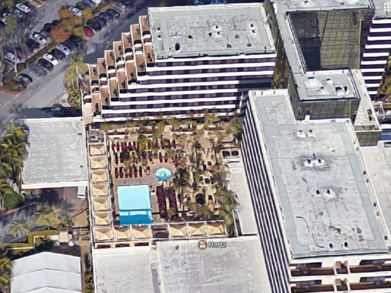 Fairmont Newport Beach S For 125 Million