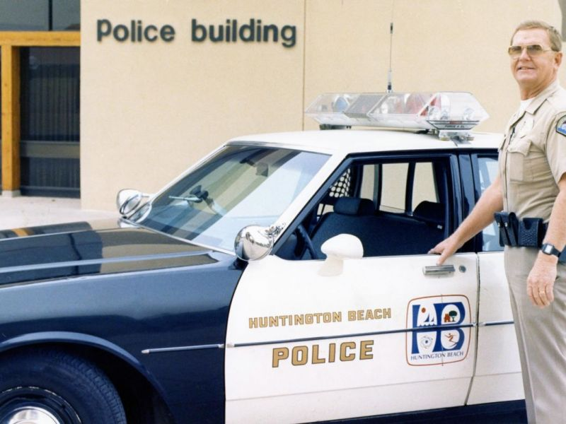 City Of Huntington Beach Police Department