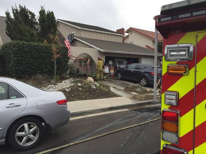 Attic Fire Startles Neighbors In Mission Viejo Patch