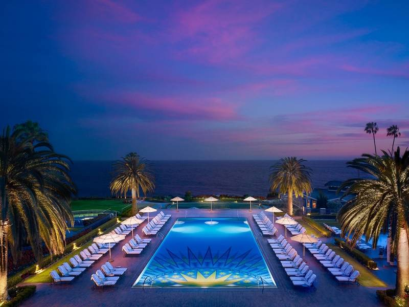 Aaa Names Diamond Hotels In Orange County Laguna Beach