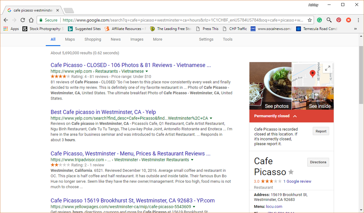 The Machines Were Removed From Premises According To Reports And Video Scene That Restaurants Google Page It Is Permanently