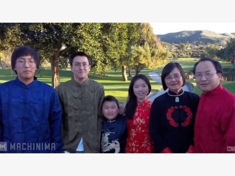 Doublelift Parents