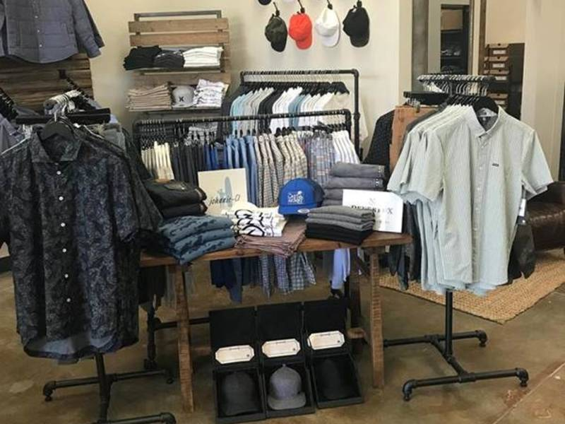 Barrels Birdies Menswear Opens In Ladera Ranch Laguna Niguel Ca