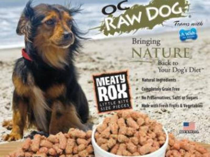Dog Food Recall By Orange County Manufacturer Rancho Santa
