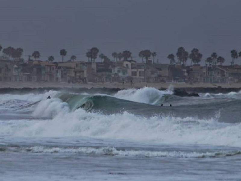 High Surf Advisory For Oc Beaches San Clemente