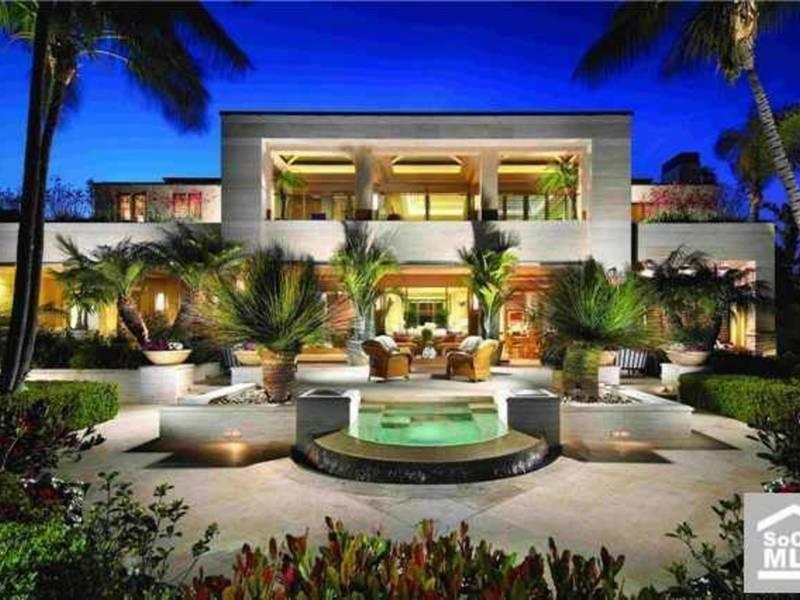 Explore Nicholas Cage S Former Newport Beach Bayfront Mansion
