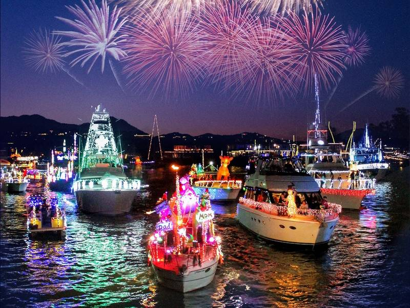 Newport Beach Boat Parade Returns Newport Beach Ca Patch
