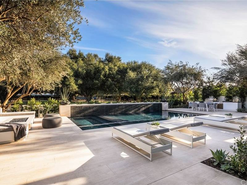 modern san juan capistrano home offers unique outdoor play space