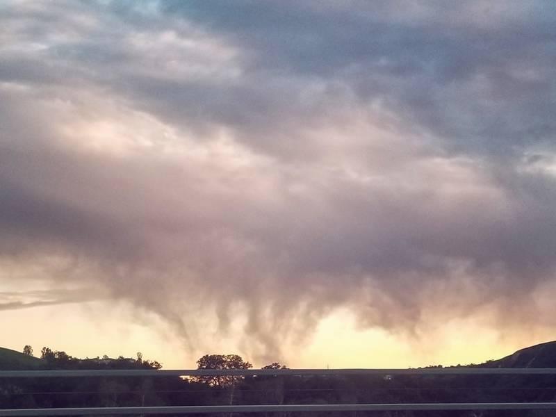 OC Coastal Weather Phenomenon: Photo Of The Day