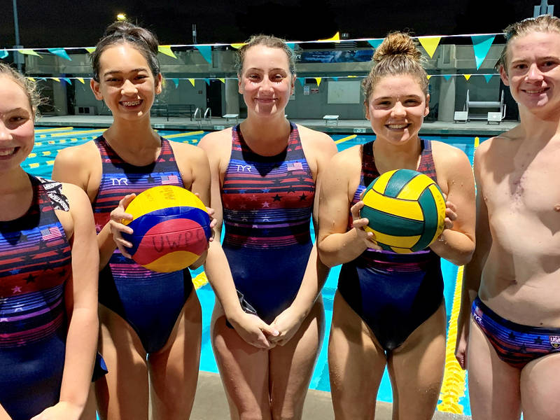 United Water Polo Club Sends 5 To National Championships ...